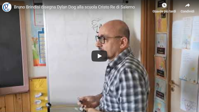 Video Lezione Brindisi Dylan Dog
